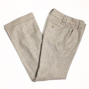 Banana Republic Tan Martin Fit Wool Pants 2